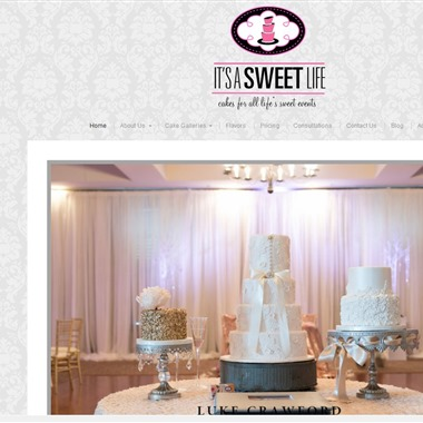 It's a Sweet Life Bakery wedding vendor preview