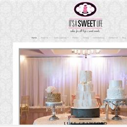 Photo of It's a Sweet Life Bakery, a wedding cake bakery in Atlanta