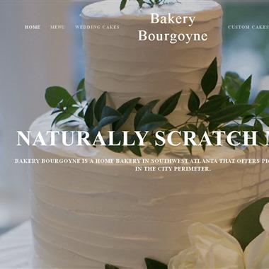 Bakery Bourgoyne wedding vendor preview