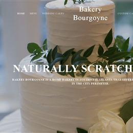 Photo of Bakery Bourgoyne, a wedding cake bakery in Atlanta