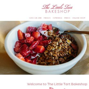 The Little Tart Bakeshop wedding vendor preview