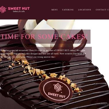 Sweet Hut Bakery Lenox wedding vendor preview