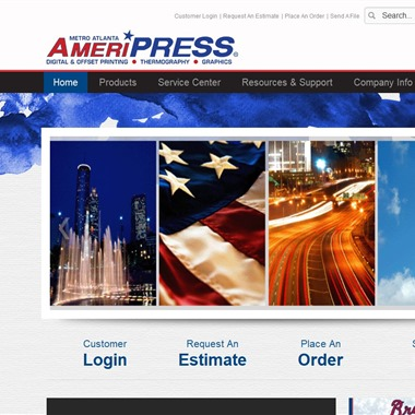 Ameripress Printing wedding vendor preview