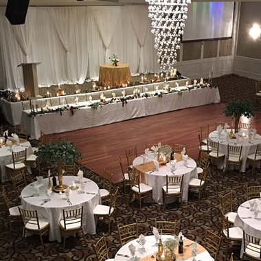 Azul Reception Hall wedding vendor preview