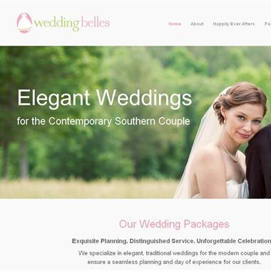 Wedding Belles wedding vendor preview
