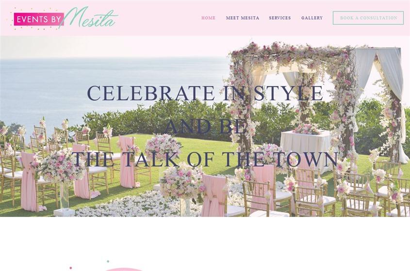 Events by Mesita wedding vendor photo
