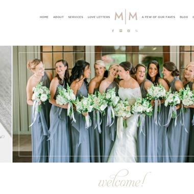 Molly Mae Events wedding vendor preview