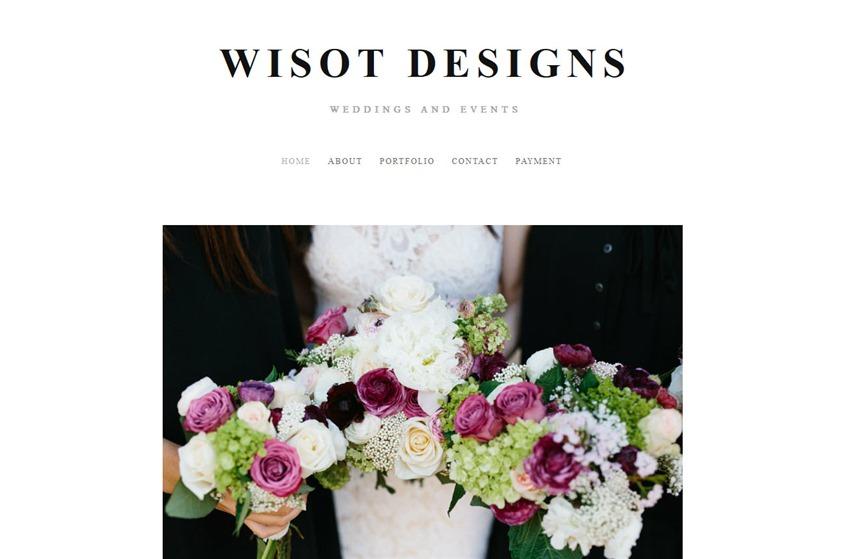 Wisotdesigns wedding vendor photo