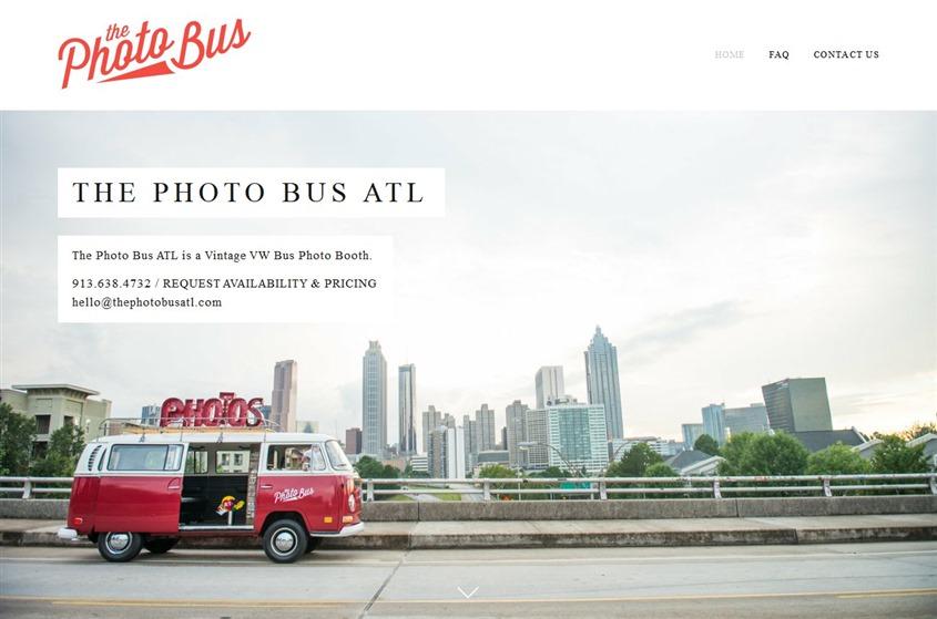 The Photo Bus ATL wedding vendor photo
