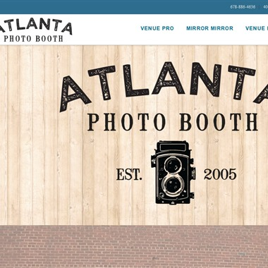 Atlanta Photo Booth wedding vendor preview