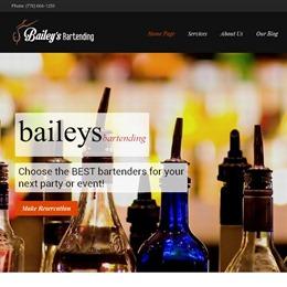 Photo of Baileys Bartending, a wedding bartenders and waiters in Atlanta