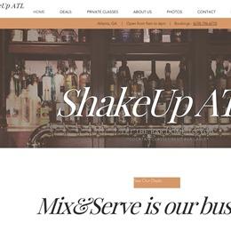 Photo of ShakeUp Atl, a wedding bartenders and waiters in Atlanta