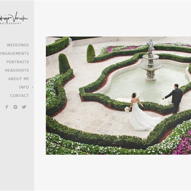 Rodrigo Varela Photography wedding vendor preview