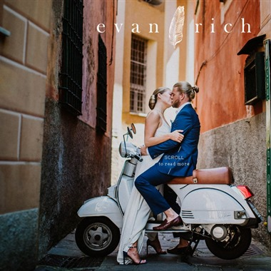Evan Rich Photography wedding vendor preview