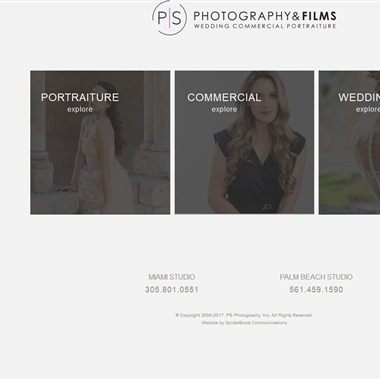 PS Photography Films wedding vendor preview