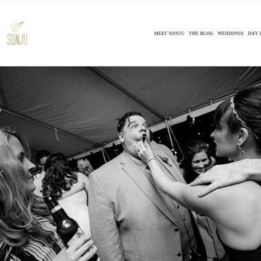 Sonju Photography wedding vendor preview