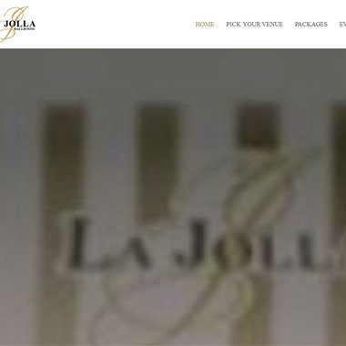 La Jolla Ballroom wedding vendor preview