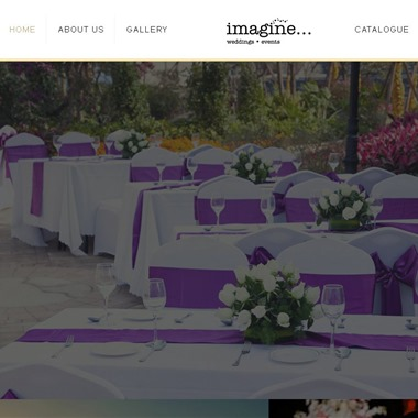 Sunset Cove by Imagine Weddings & Events wedding vendor preview