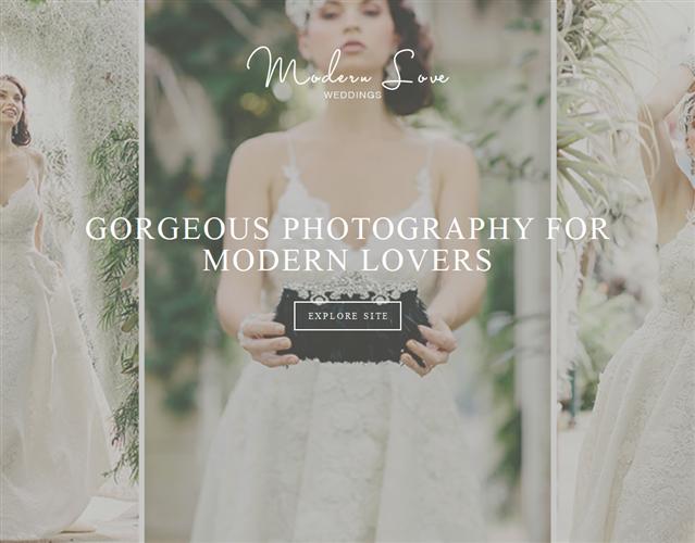 Modern Love Weddings wedding vendor photo