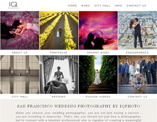 IQphoto Studio wedding vendor photo