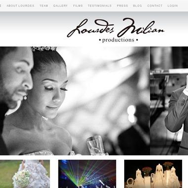 Lourdes Milian wedding vendor preview