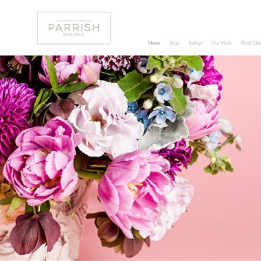 Parrish Designs wedding vendor preview