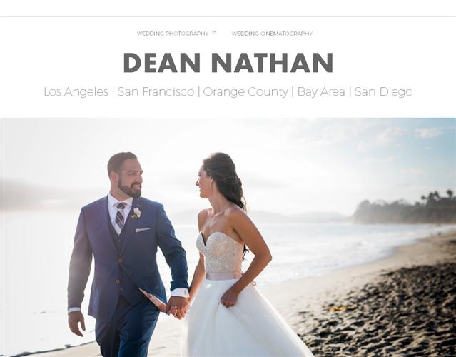 Dean Nathan Photography wedding vendor photo