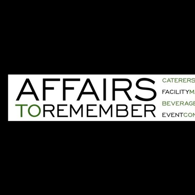 Affairs to Remember Caterers wedding vendor preview