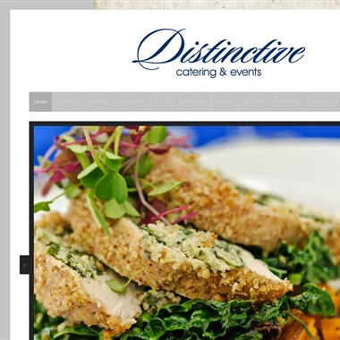 Distinctive Catering & Events wedding vendor preview