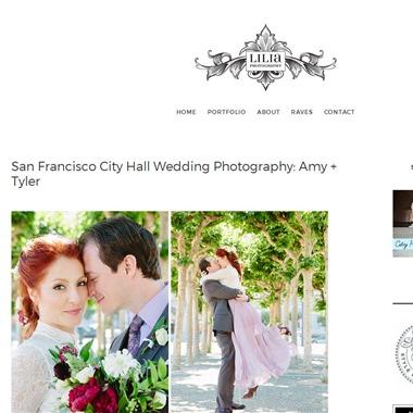 Lilia Photography wedding vendor preview