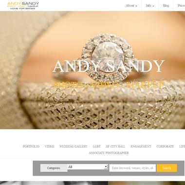 Home For Brides  wedding vendor preview