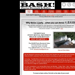 The Bash Party Rentals photo
