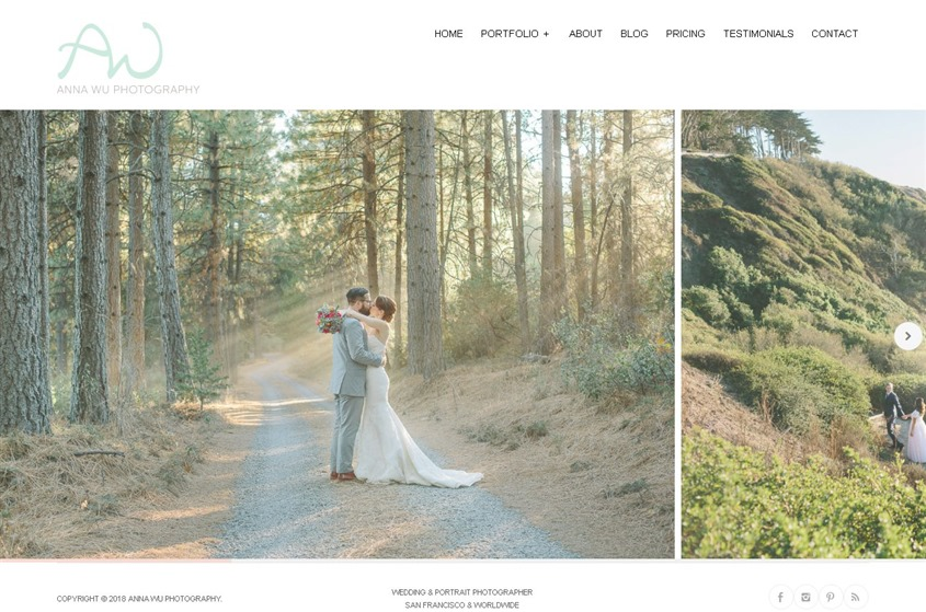 Anna Wu Photography wedding vendor photo