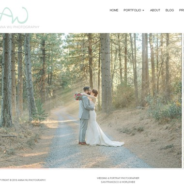 Anna Wu Photography wedding vendor preview