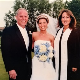 Mary Gehr, Wedding Officiant photo