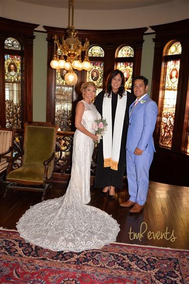 Mary Gehr, Wedding Officiant wedding vendor photo