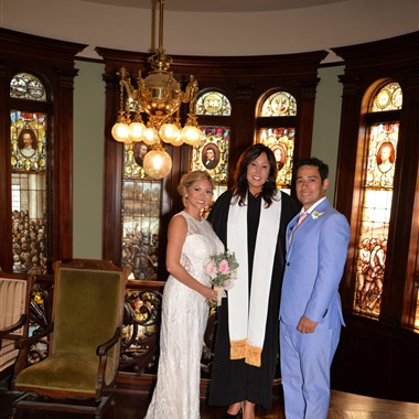Mary Gehr, Wedding Officiant wedding vendor preview