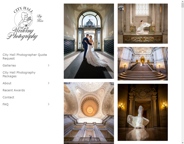 San Francisco City Hall Wedding Photography wedding vendor photo