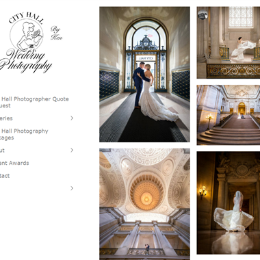 San Francisco City Hall Wedding Photography wedding vendor preview