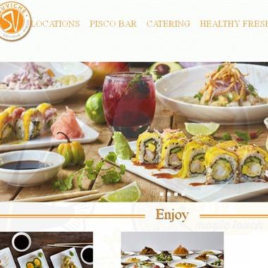 SuViche Sushi Catering Miami wedding vendor preview