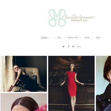 Brielle Brenner Makeup & Hair wedding vendor preview