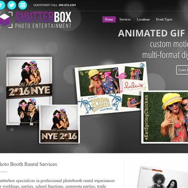 Shutterbox Photobooth wedding vendor preview