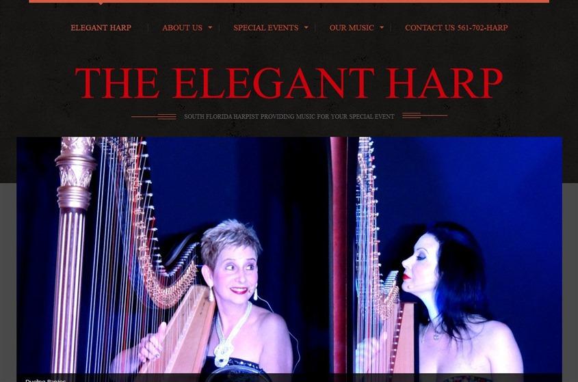 Florida Harpists Esther & AnnaLisa  wedding vendor photo