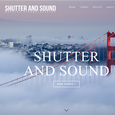 Shutter and Sounds Wedding Cinematography wedding vendor preview