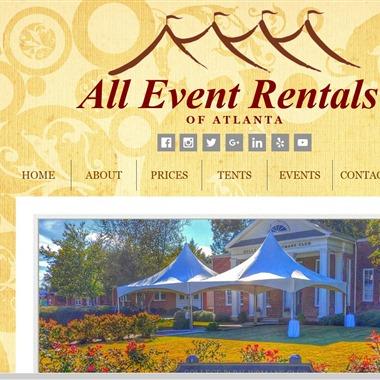 Party Rental Equipment wedding vendor preview