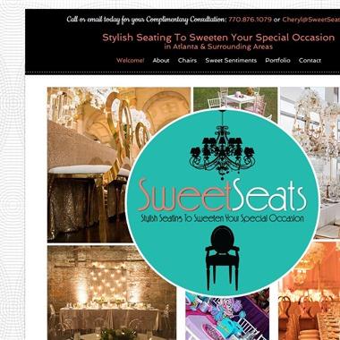 Sweet Seats wedding vendor preview