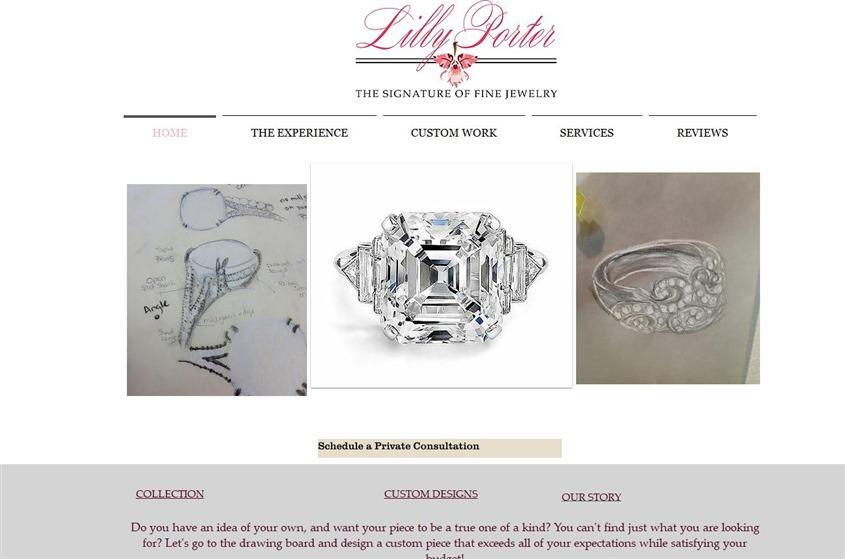 Lilly Porter Fine Jewelry wedding vendor photo