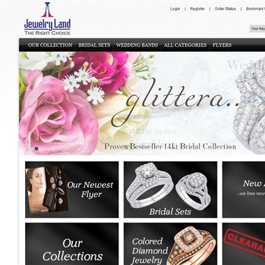 Jewelry Land wedding vendor preview