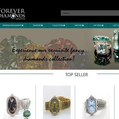 Forever Diamonds wedding vendor preview