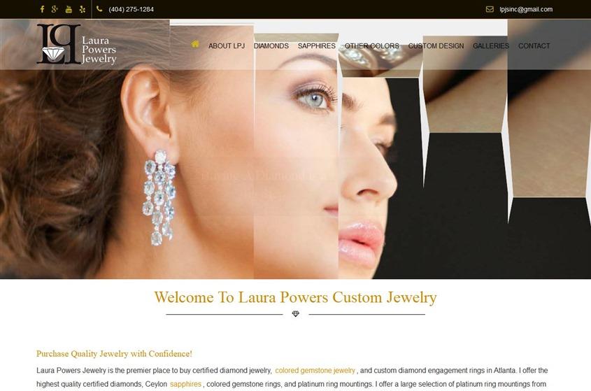 Laura Powers Jewelry wedding vendor photo